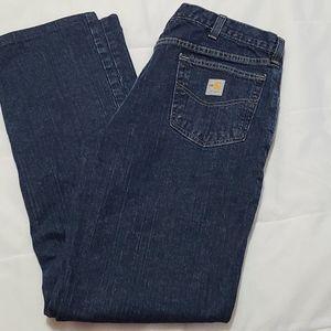 Carhartt flame-resistant jean